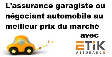 Assurance garage automobile la solution etik for Tarif garage automobile